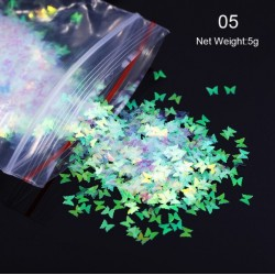 Mariposas Holográficas...