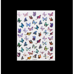 Sticker Mariposas...