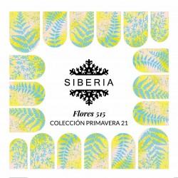 Slider SIBERIA FLORES 515