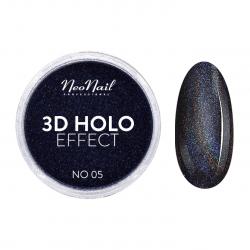 3D Holo Effect Negro