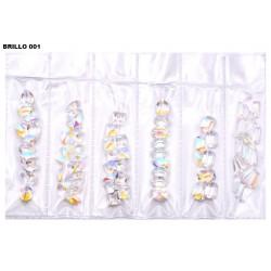 Cristales 3D para decoraciones