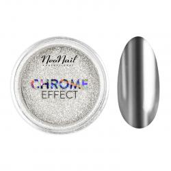 Chrome Effect uñas...