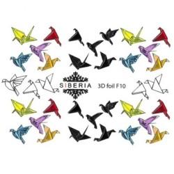 Slider SIBERIA 3D Foil F10