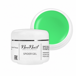 Spider Gel 5 g – Neon Green