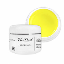 Spider Gel 5 g – Amarillo Neón