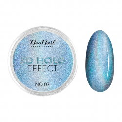 3D Holo Effect color Azul 2gr
