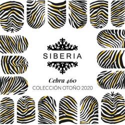 Slider Cebra 460